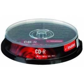 Bedienungsanleitung für Disk CD Fuji 700MB 8 X Cake Box - bal/25ks