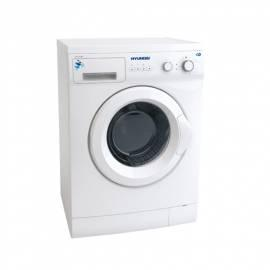 Automatische Waschmaschine HYUNDAI WFB 1025 M7 weiß