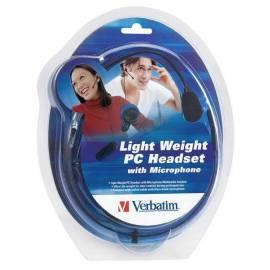 Handbuch für Headset VERBATIM Headset Micro (41684)