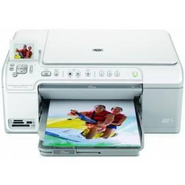HP Photosmart C5380 Drucker, Multifunktions Bedienungsanleitung