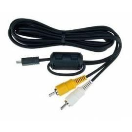 Kabel Nikon EG-CP14, pro L23/S1100pj/P100/S2500/S3100/S4100/S5100/S8000 - Anleitung