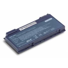 Bedienungsanleitung für Baterie Acer TMC300 2. Batterie Pack MediaBay 6 cell 3600mAh Li-Ion