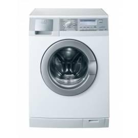 Bedienungsanleitung für Waschmaschine AEG ELECTROLUX LAVAMAT 86850WS-weiß
