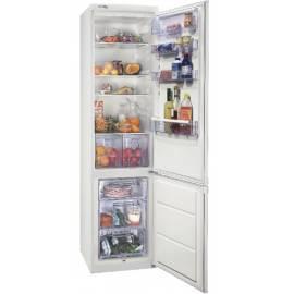 Bedienungshandbuch Kombination Kühlschrank mit Gefrierfach AEG-ELECTROLUX mit 70360KG weiß