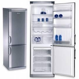 Kombination Kühlschrank / Gefrierschrank ARDO welche 2210 SHT Bedienungsanleitung