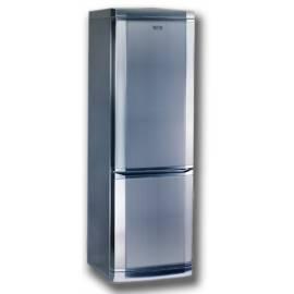 Benutzerhandbuch für Ein Kühlschrank/Gefrierschrank Kombination 12/24 ARDO welche BAX-2HE Edelstahl