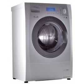 Datasheet Automatische Waschmaschine ARDO FLSO 126 L Sechseck, Sechseck Weiss