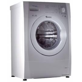 Automatische Waschmaschine ARDO Sechskant FLZO 105 S, Sechseck Weiss Gebrauchsanweisung