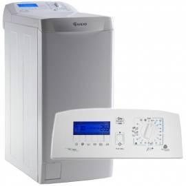 Handbuch für Automatische Waschmaschine ARDO Licht 125 L weiß