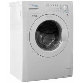Benutzerhandbuch für Waschmaschine mit Trockner Trockner ARDO-Sechskant-WDO863S weiß
