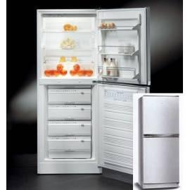 Benutzerhandbuch für Kombination Kühlschrank / Gefrierschrank Bauknecht BF 290 SS Edelstahl