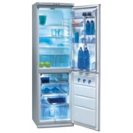Kombination Kühlschrank / Gefrierschrank Bauknecht BF 373 SS Bedienungsanleitung