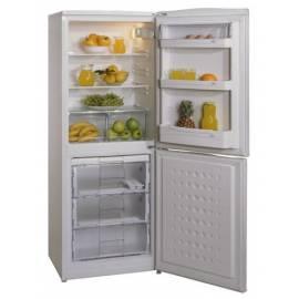 Bedienungshandbuch Kombination Kühlschrank mit Gefrierfach BEKO CSE 29020
