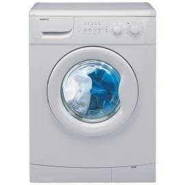 Bedienungsanleitung für Waschmaschine BEKO WMD 25101 T