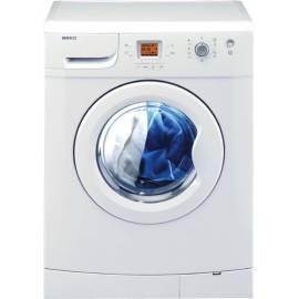Waschmaschine BEKO WMD 77105 Gebrauchsanweisung