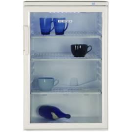 Service Manual Kühlung Schaufenster BEKO WSA14080 weiß/Glas