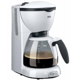 Handbuch für Kaffeemaschine braun KF520 Aroma passion