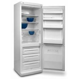 Datasheet Kombination Kühlschrank / Gefrierschrank CALEX CRC 390 BA-2HE + Geschenk (Ball Adidas MS World 2006)
