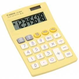 Datasheet Taschenrechner CANON LS-88V gelb