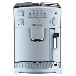 Espresso Electrolux ECS 5200 - Anleitung