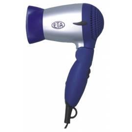 Benutzerhandbuch für Haar Trockner ETA 0317 90000 mit eingeschlossen (Haarglätter 0673)