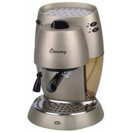 Espresso ETA 3180 90010 gold mit geschlossenen (2 Tassen)