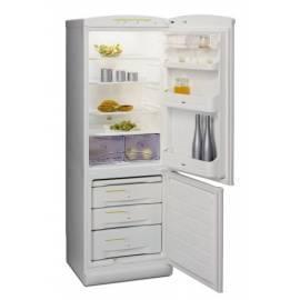 Bedienungshandbuch Kombination Kühlschrank-Gefrierkombination FAGOR FC-34 Innova