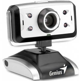 Webcam GENIUS VideoCam i-Slim 321R (32200128101) schwarz Bedienungsanleitung