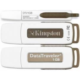 Bedienungshandbuch Flash USB Kingston DataTraveler 1 GB USB 2.0