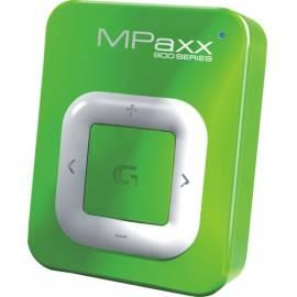PDF-Handbuch downloadenGrundig MPaxx 920 MP3-Player grün