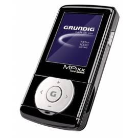 Service Manual MP3 player/MP4 Grundig MPixx 1200