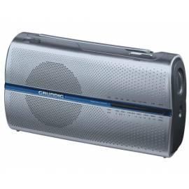 Radioreceiver Grundig MusicBoy 50 silver RP5200 Bedienungsanleitung