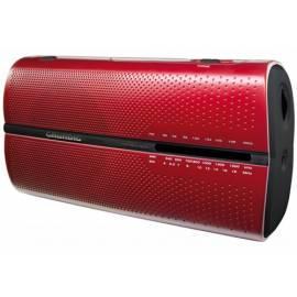 Radioreceiver Grundig MusicBoy 50 kirschrot, RP5200 - Anleitung
