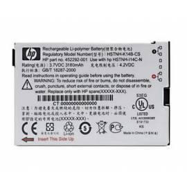 Handbuch für Akku HP iPAQ 600 Series Extended Battery