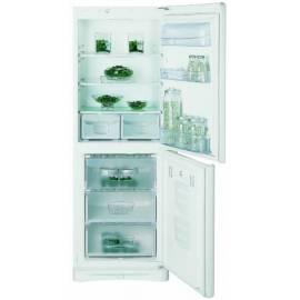 Benutzerhandbuch für Kombination Kühlschrank / Gefrierschrank INDESIT B 12