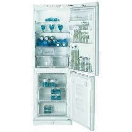 Handbuch für Kombination Kühlschrank / Gefrierschrank INDESIT BA 33 P