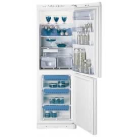 Benutzerhandbuch für Kühlschrank-Kamm. Indesit BAAN 33 P
