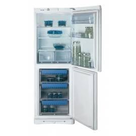 Bedienungsanleitung für Kühlschrank-Kamm. Indesit verbieten 12P
