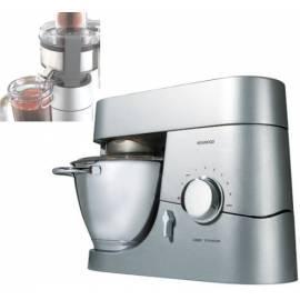 Bedienungshandbuch Küche Roboter Kenwood Chef Titanium 010 KM