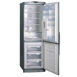 Kombination Kühlschrank / Gefrierschrank LG GR-409GVPA weiß - Anleitung