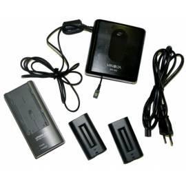 Bedienungsanleitung für Akku für Minolta EBP-100 externe Kit für Dimage 7Hi, A1/2/5