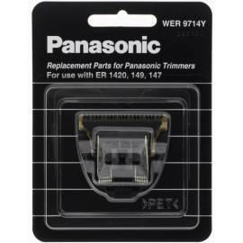 Ersatzklinge für den PANASONIC-WER9714Y136 Gebrauchsanweisung