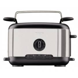 Toaster Philips HD 2601 Metall - Anleitung