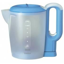 Wasserkocher 4655/12 Philips HD blau