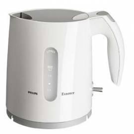 Wasserkocher 4652 Philips HD weiß