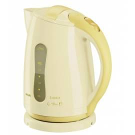 Philips Wasserkocher HD 4659/53-Vanille