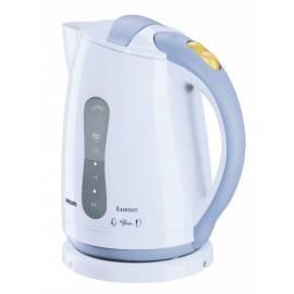 Benutzerhandbuch für 4659/40 Wasserkocher Philips HD blau