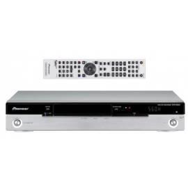 Bedienungshandbuch DVD-Recorder PIONEER DVR-560H-S, 160GB