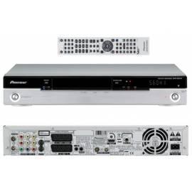 DVD-Recorder PIONEER DVR-560HX-S Silber Silber Bedienungsanleitung