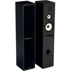 Lautsprechersystem PIONEER S-H240V-W-Brown - Anleitung